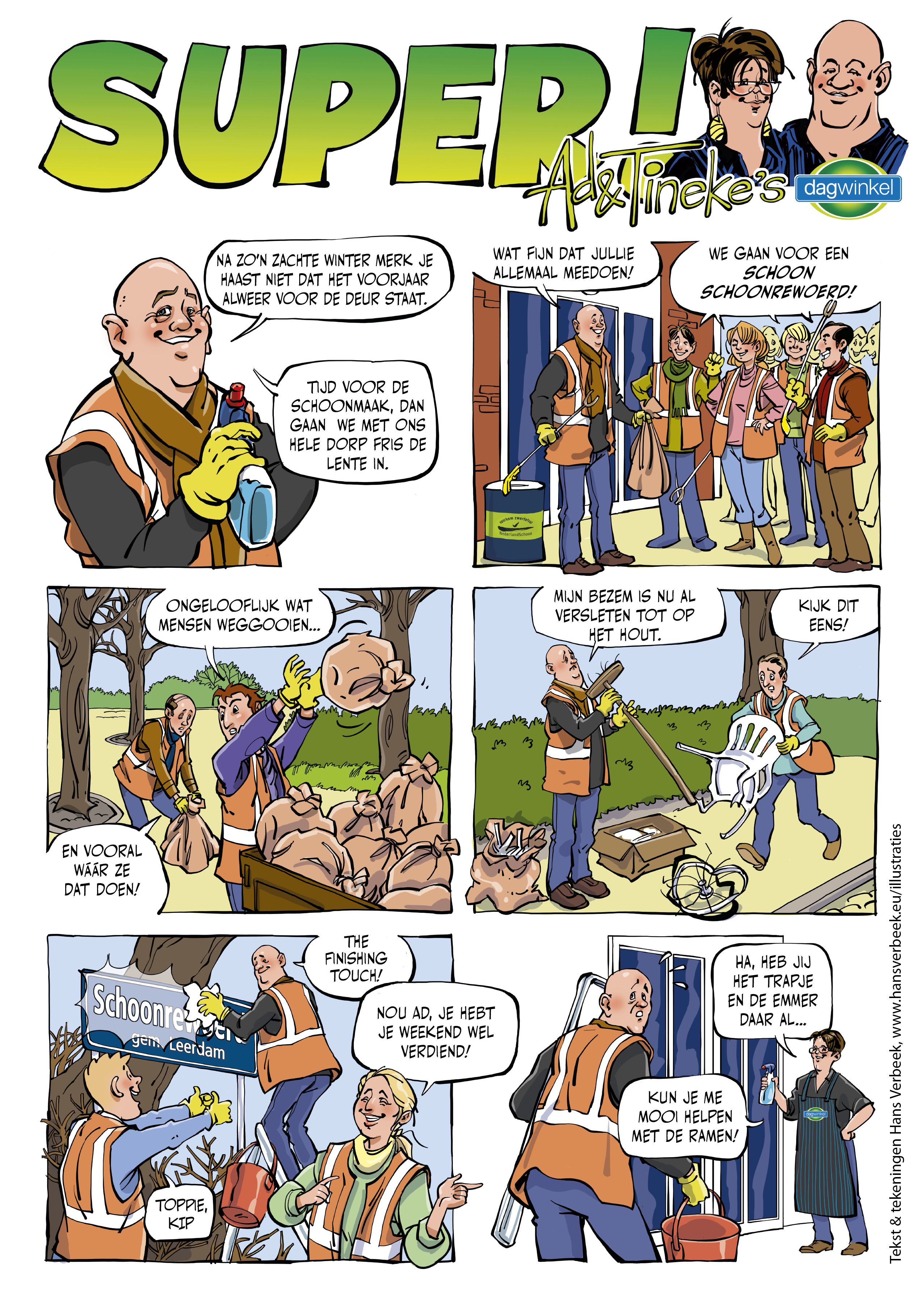 Dagwinkel strip 4 website